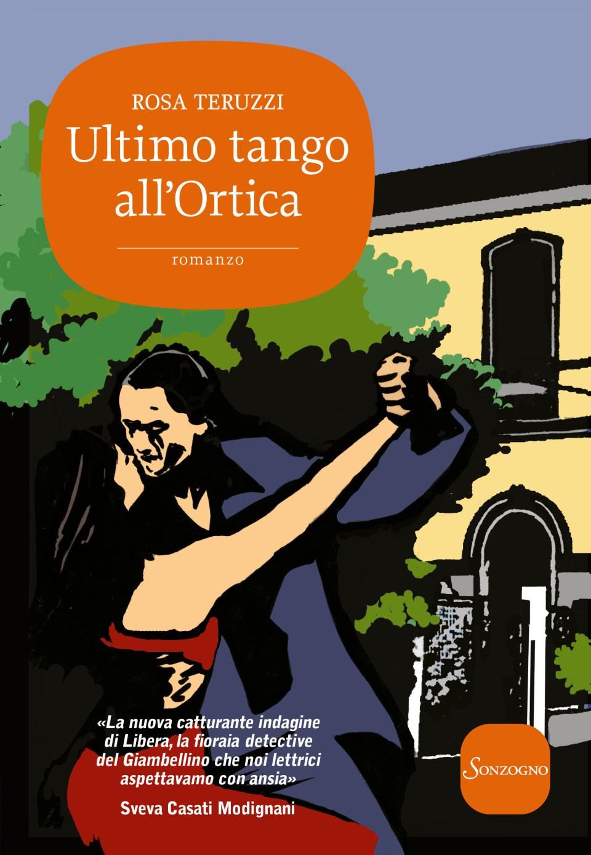 ULTIMO TANGO ALL'ORTICA Book Cover
