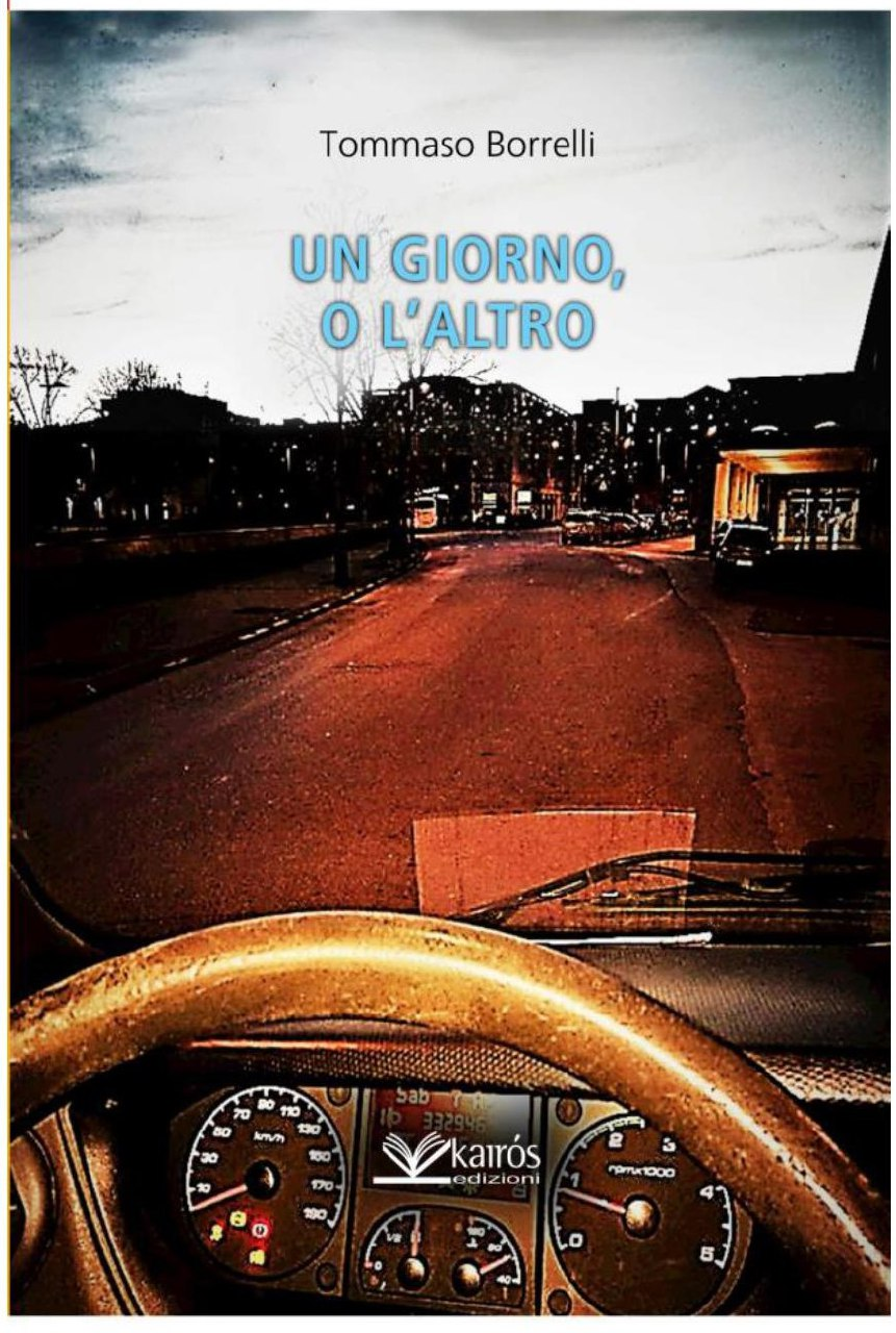 UN GIORNO O L'ALTRO Book Cover