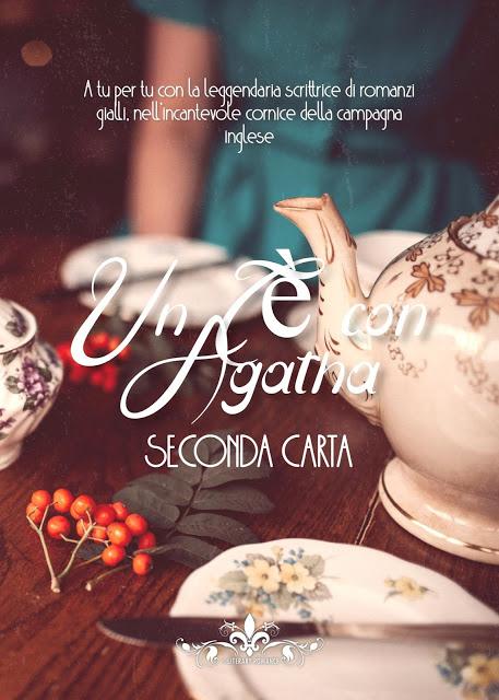 Un Tè con Agatha Book Cover