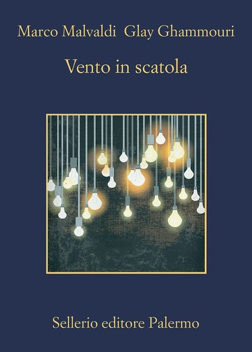 VENTO IN SCATOLA Book Cover
