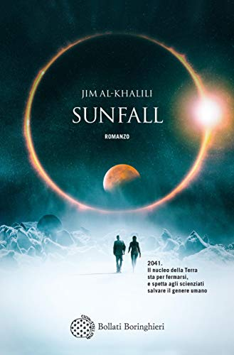 Sunfall Book Cover