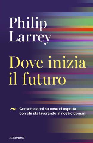 DOVE INIZIA IL FUTURO Book Cover