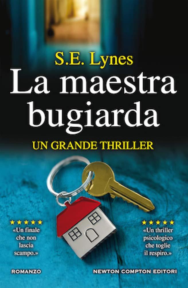 LA MAESTRA BUGIARDA Book Cover