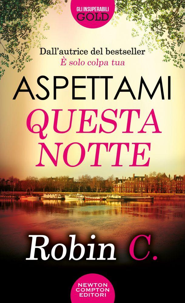 ASPETTAMI QUESTA NOTTE Book Cover