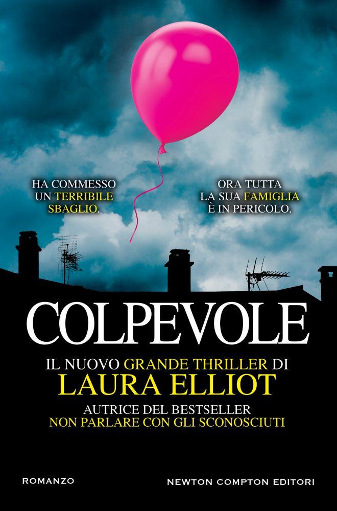 COLPEVOLE Book Cover
