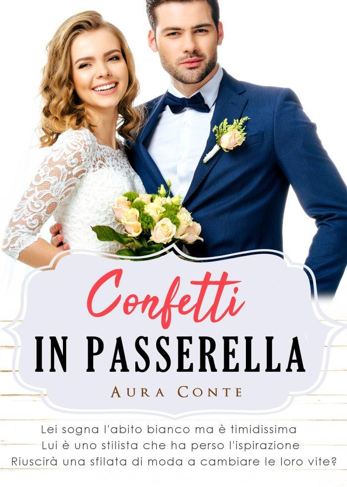 CONFETTI IN PASSERELLA Book Cover