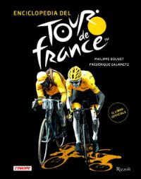 ENCICLOPEDIA DEL TOUR DE FRANCE Book Cover