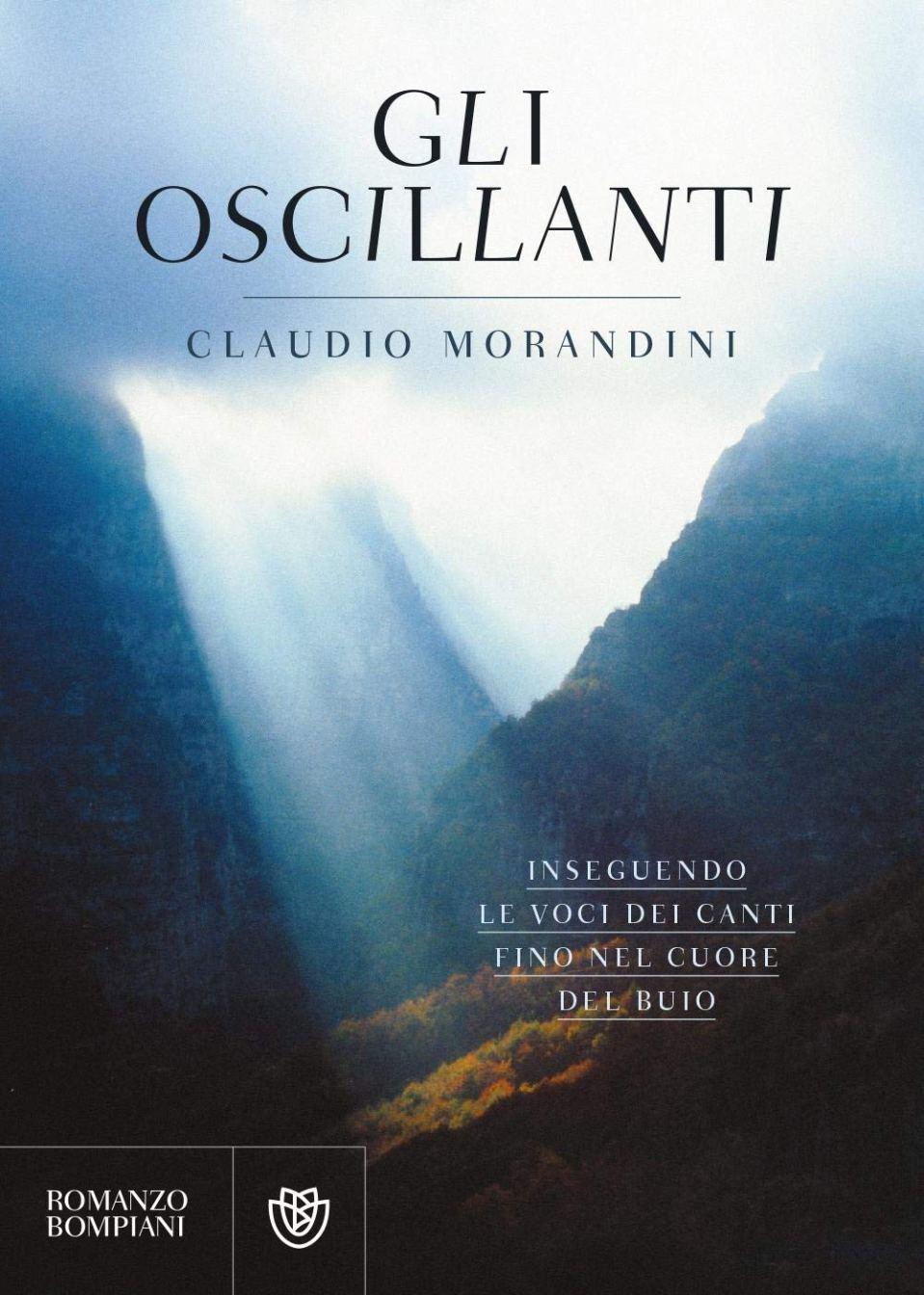 GLI OSCILLANTI Book Cover