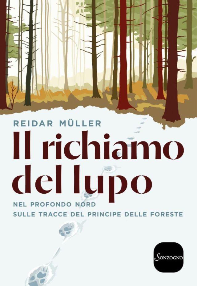 IL RICHIAMO DEL LUPO Book Cover