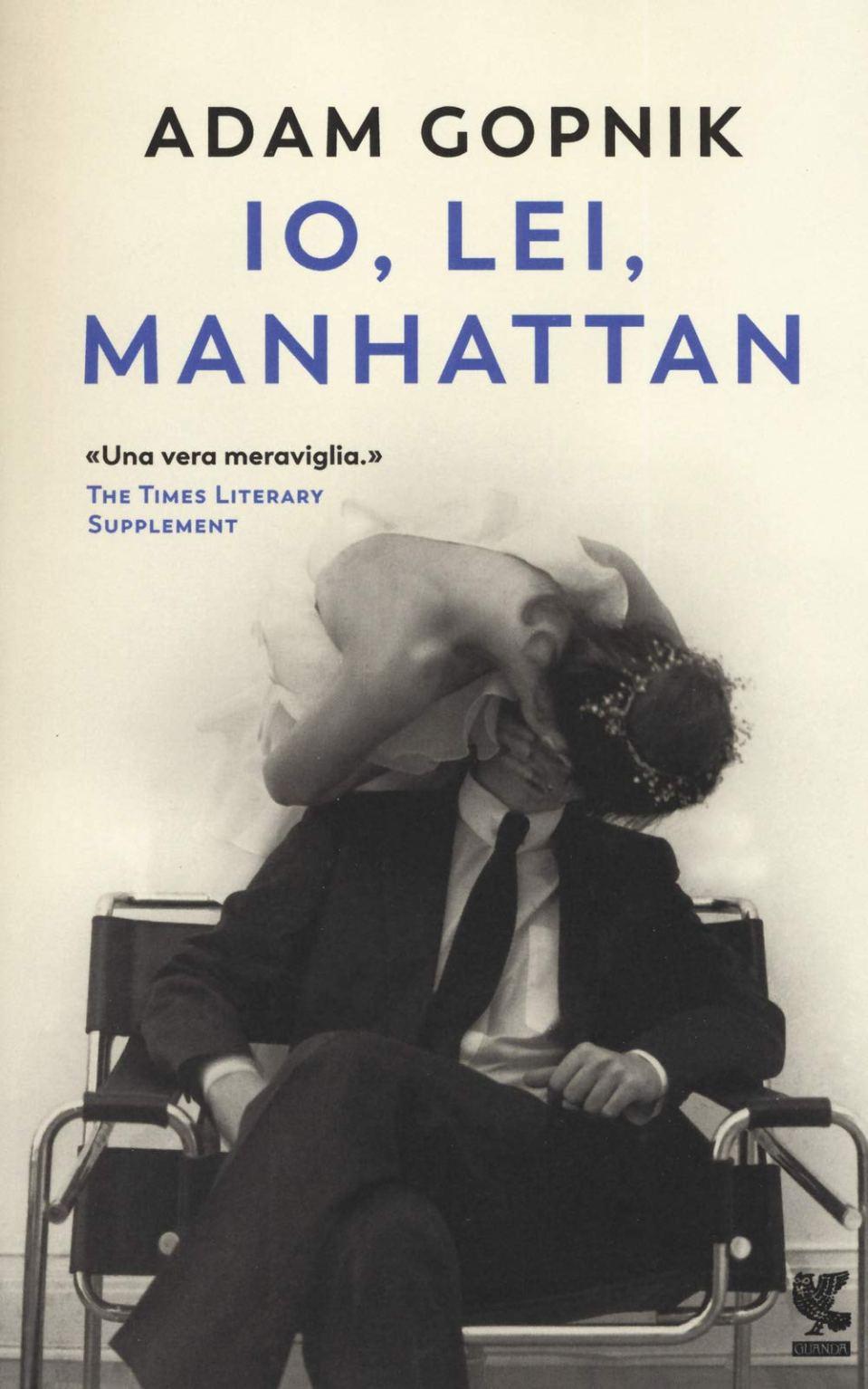 IO, LEI, MANHATTAN Book Cover