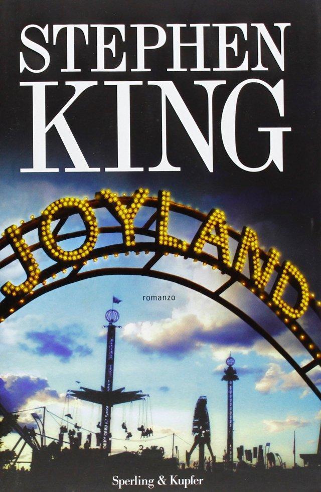JOYLAND Book Cover
