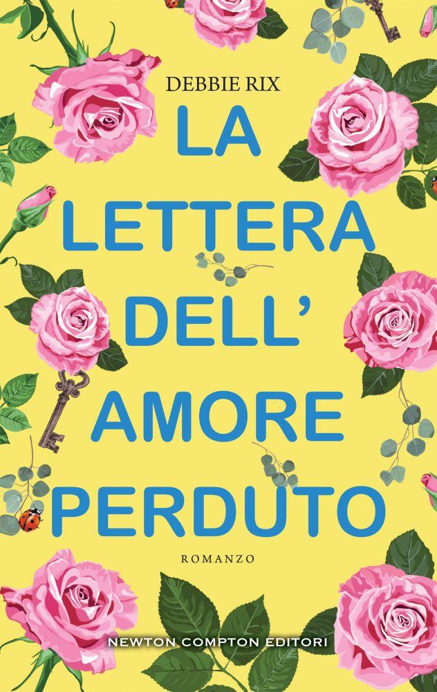 LA LETTERA DELL'AMORE PERDUTO Book Cover