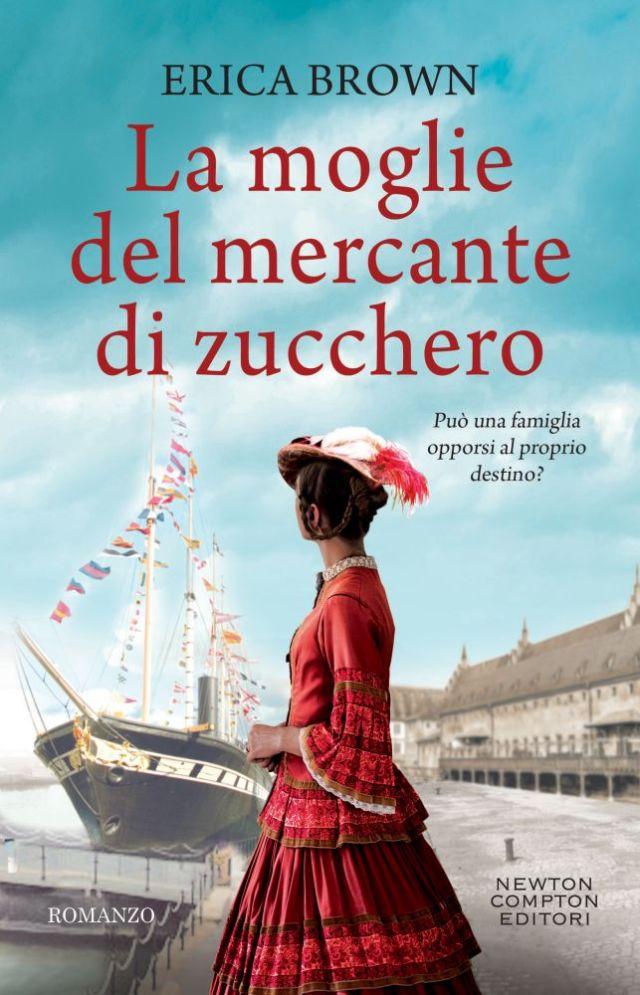 LA MOGLIE DEL MERCANTE DI ZUCCHERO Book Cover