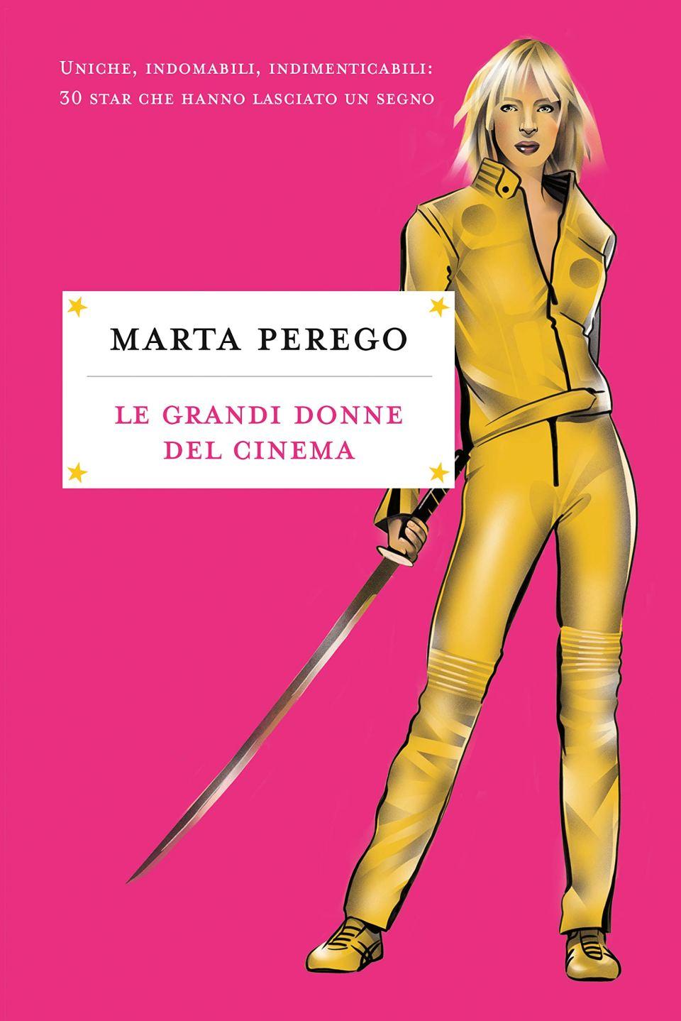 LE GRANDI DONNE DEL CINEMA Book Cover