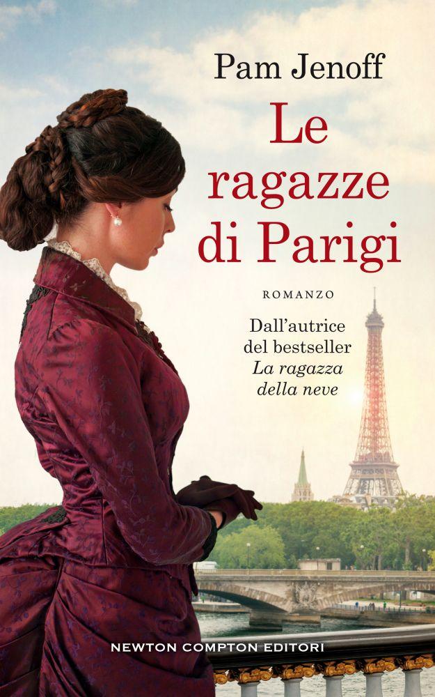 LE RAGAZZE DI PARIGI Book Cover