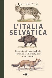 L'ITALIA SELVATICA Book Cover