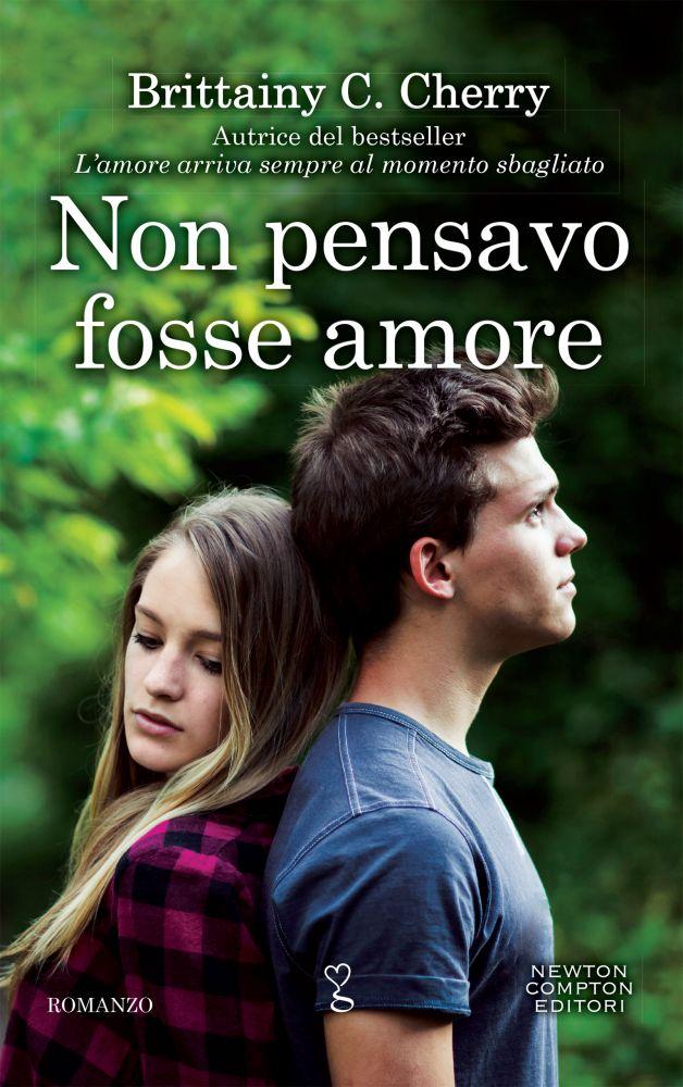 NON PENSAVO FOSSE AMORE Book Cover