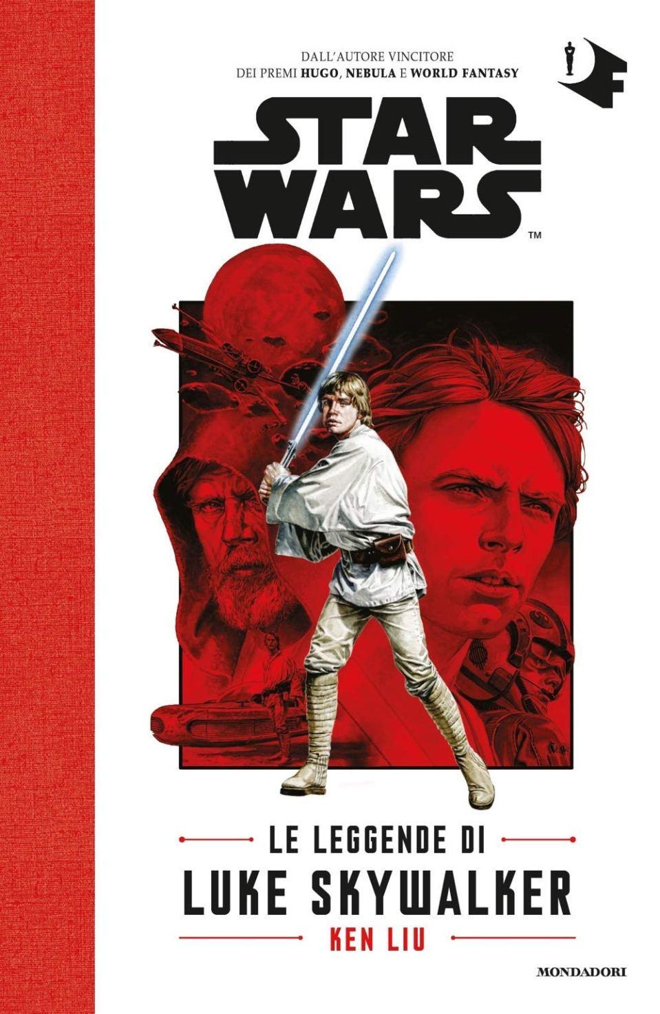 STAR WARS: Le leggende di Luke SkyWalker Book Cover
