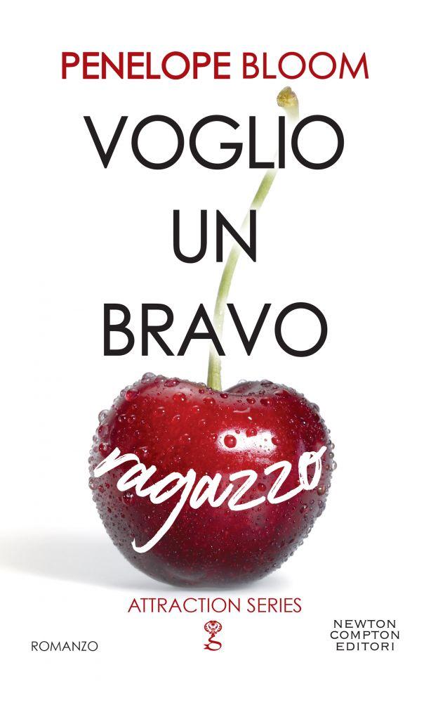 VOGLIO UN BRAVO RAGAZZO Book Cover