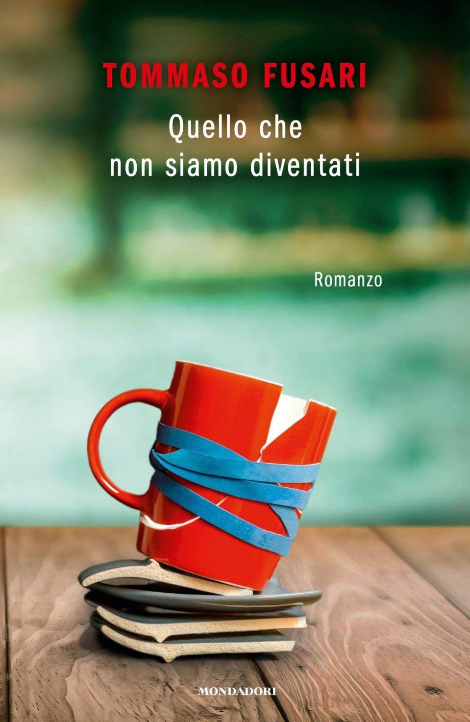 QUELLO CHE NON SIAMO DIVENTATI Book Cover