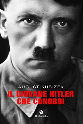 Il giovane Hitler che conobbi Book Cover