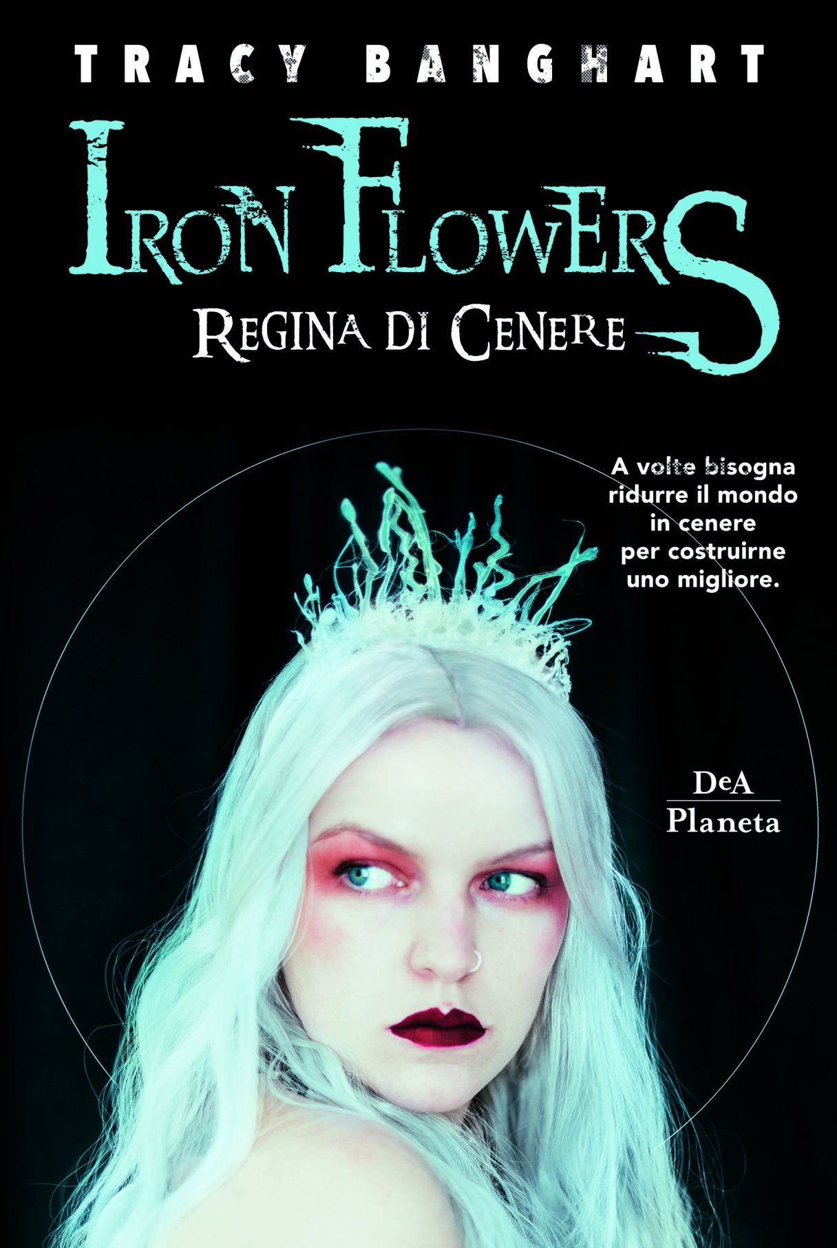IRON FLOWERS Book Cover