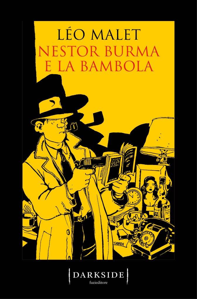 Nestor Burma e la bambola Book Cover