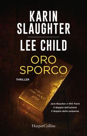 Oro Sporco Book Cover