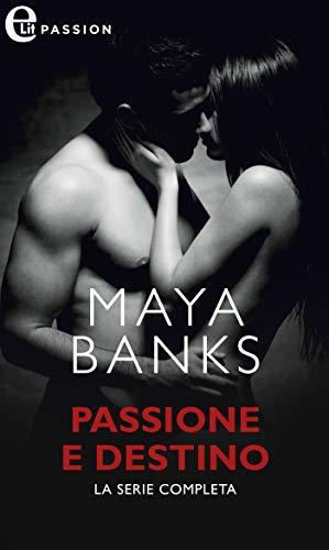 """""""Passione e destino"""" La serie completa Book Cover"""