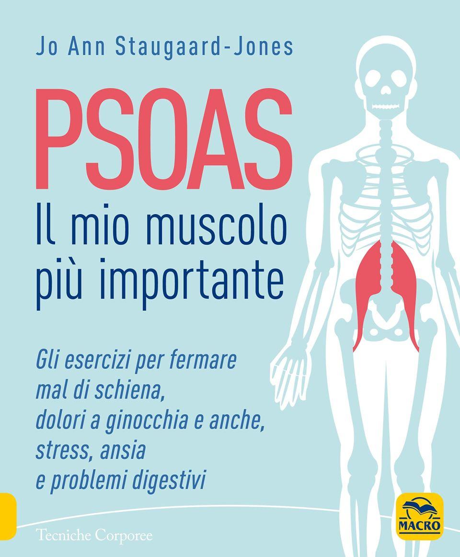 Psoas. Il mio muscolo più importante. Book Cover
