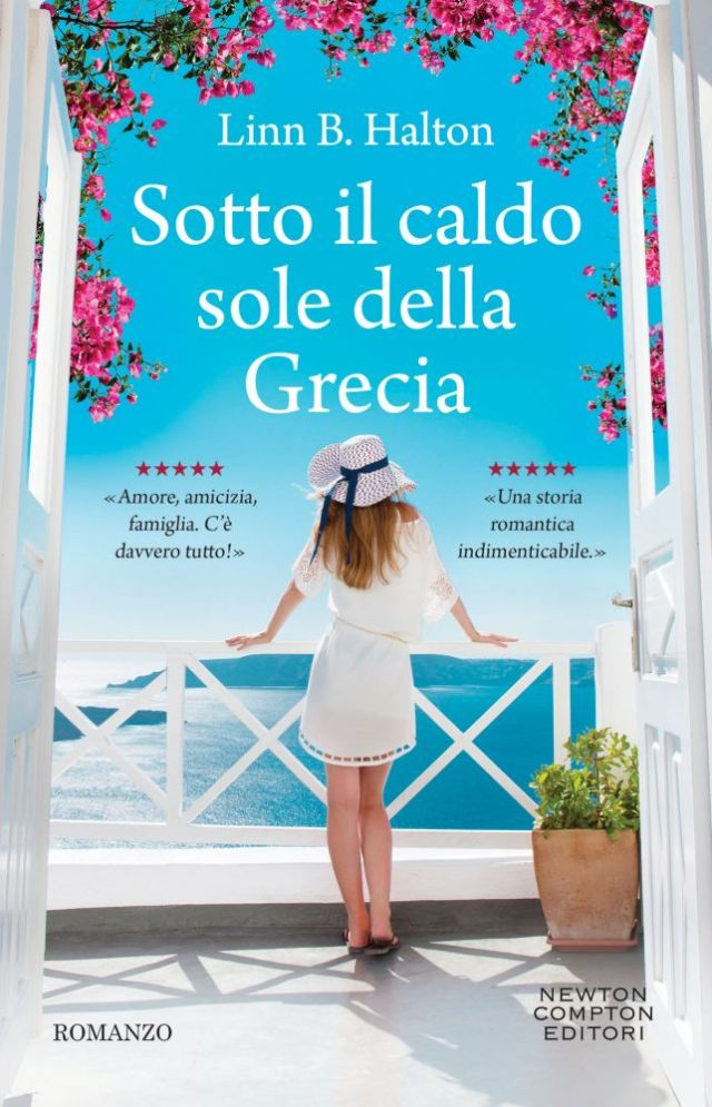 SOTTO IL CALDO SOLE DELLA GRECIA Book Cover