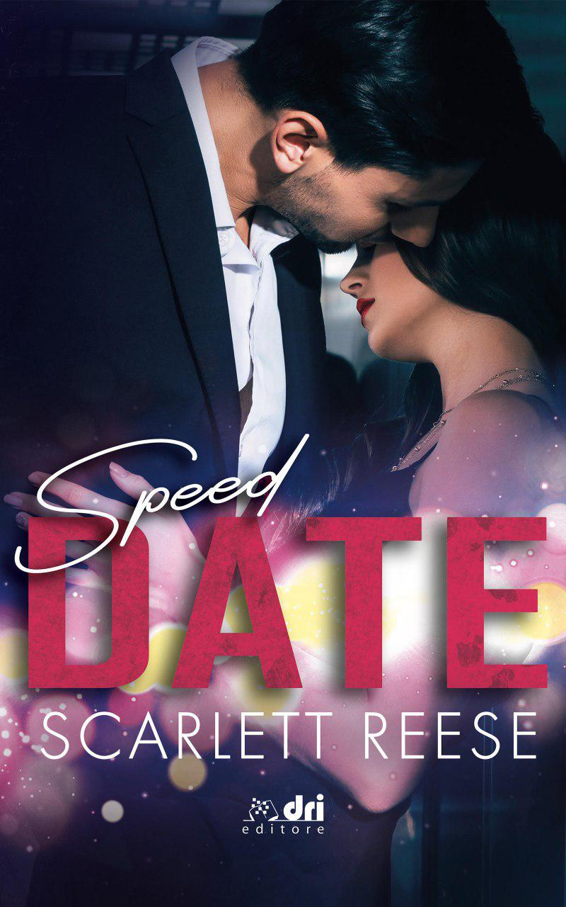Speed Date Book Cover