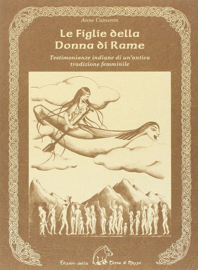 Le Figlie della Donna di Rame Book Cover