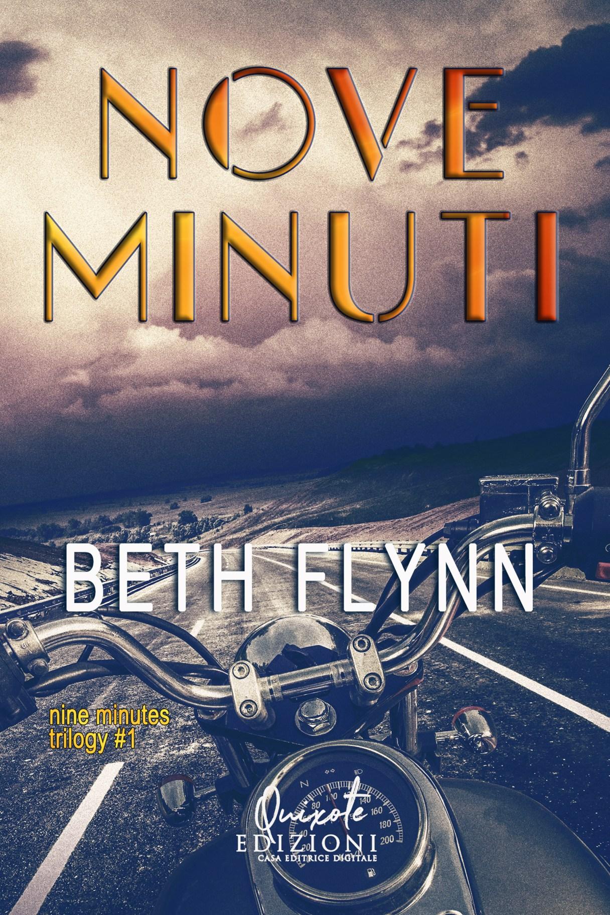 Nove minuti Book Cover