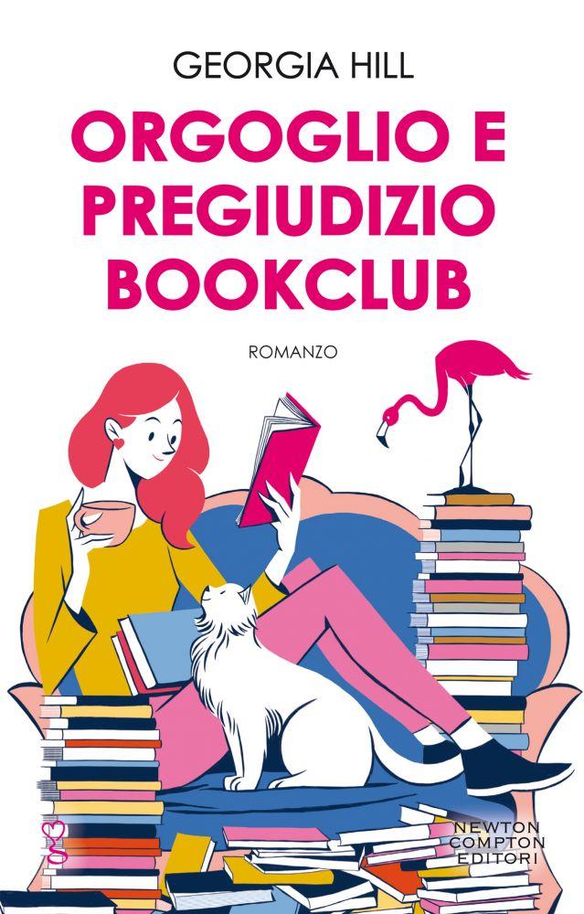 Orgoglio e pregiudizio bookclub Book Cover