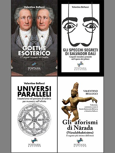 I 4 saggi di Valentino Bellucci Book Cover