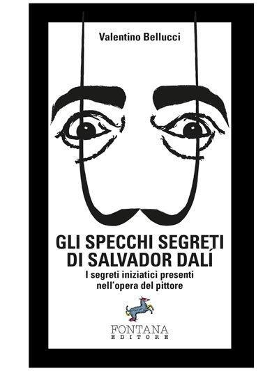 Gli specchi segreti di Salvador Dalí Book Cover
