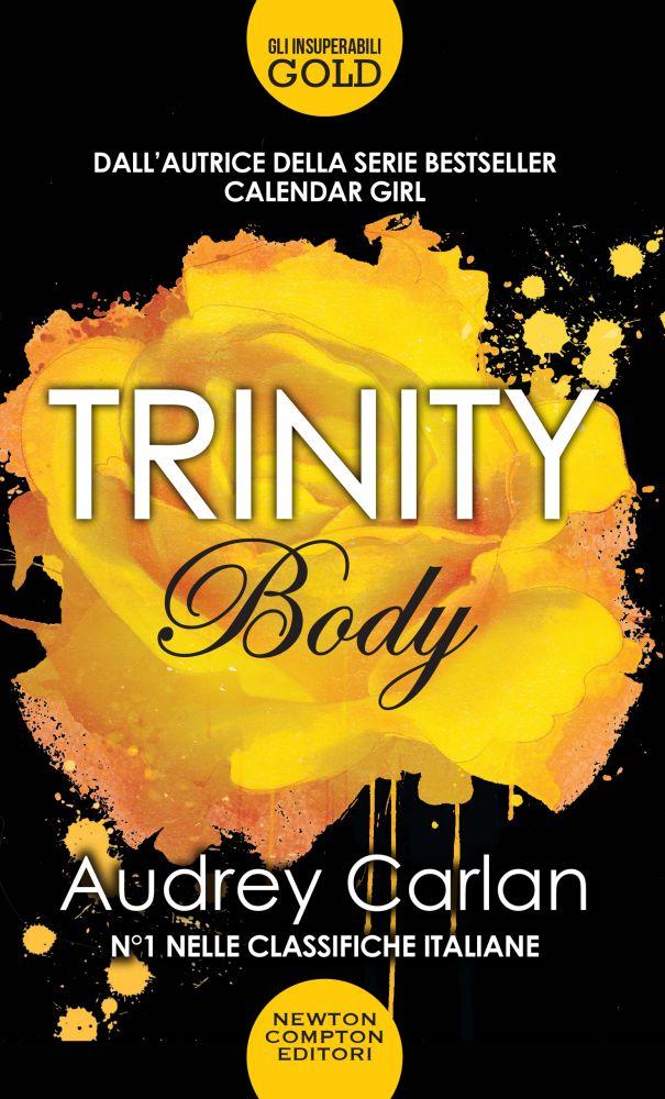 Trinity. Body Book Cover