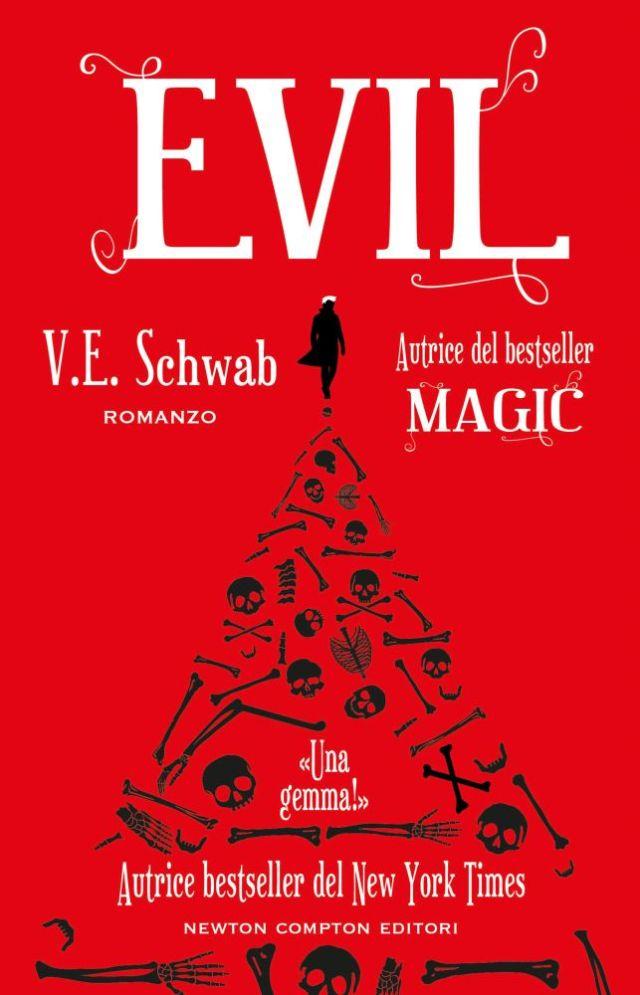 Evil Book Cover
