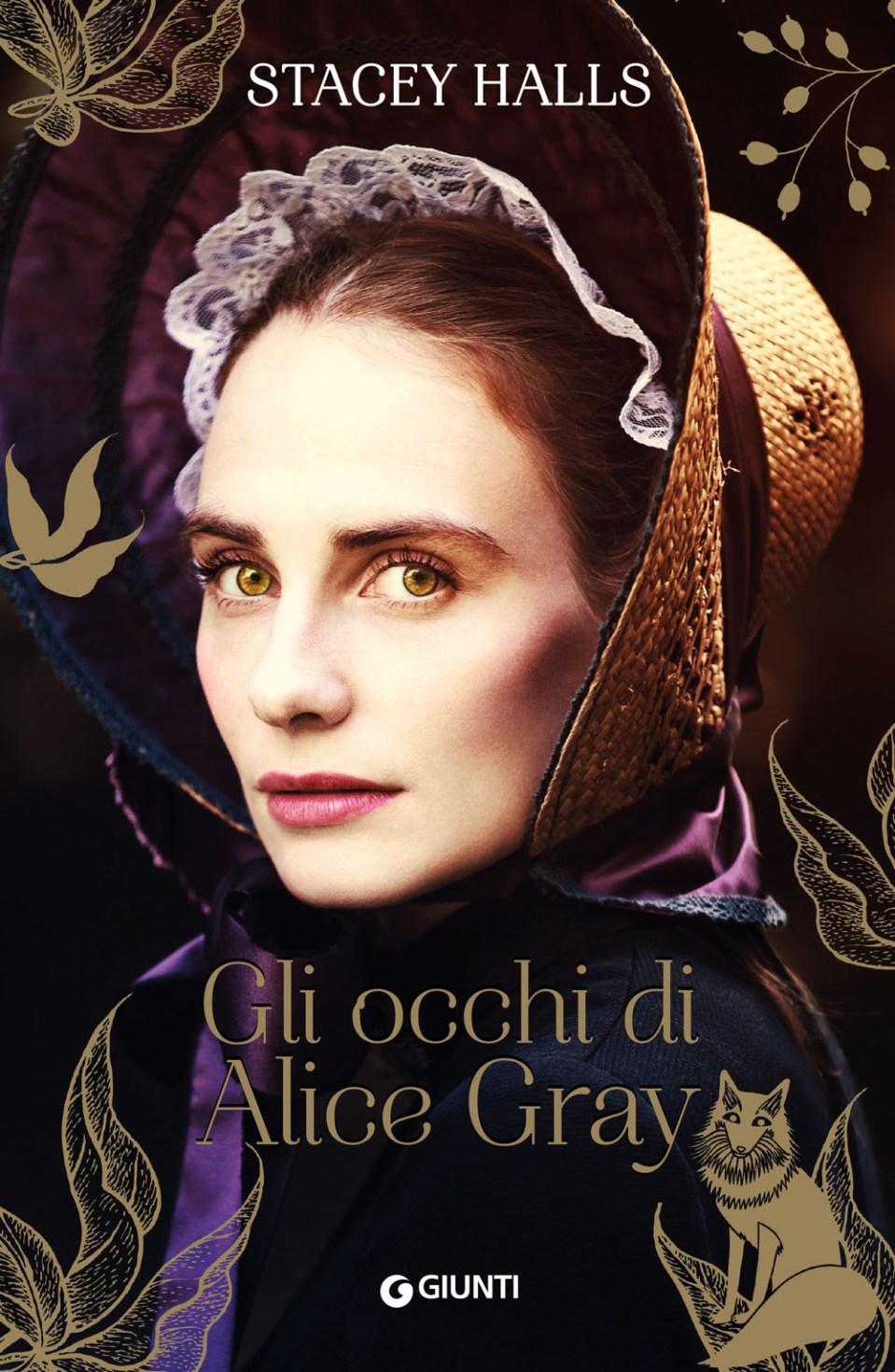 Gli occhi di Alice Gray Book Cover