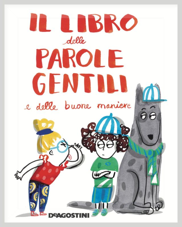 Il libro delle parole gentili Book Cover