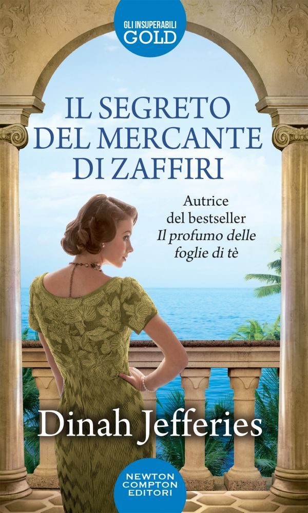 Il segreto del mercante di zaffiri Book Cover