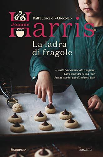 La ladra di fragole Book Cover