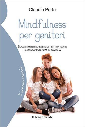 Mindfulness per genitori Book Cover