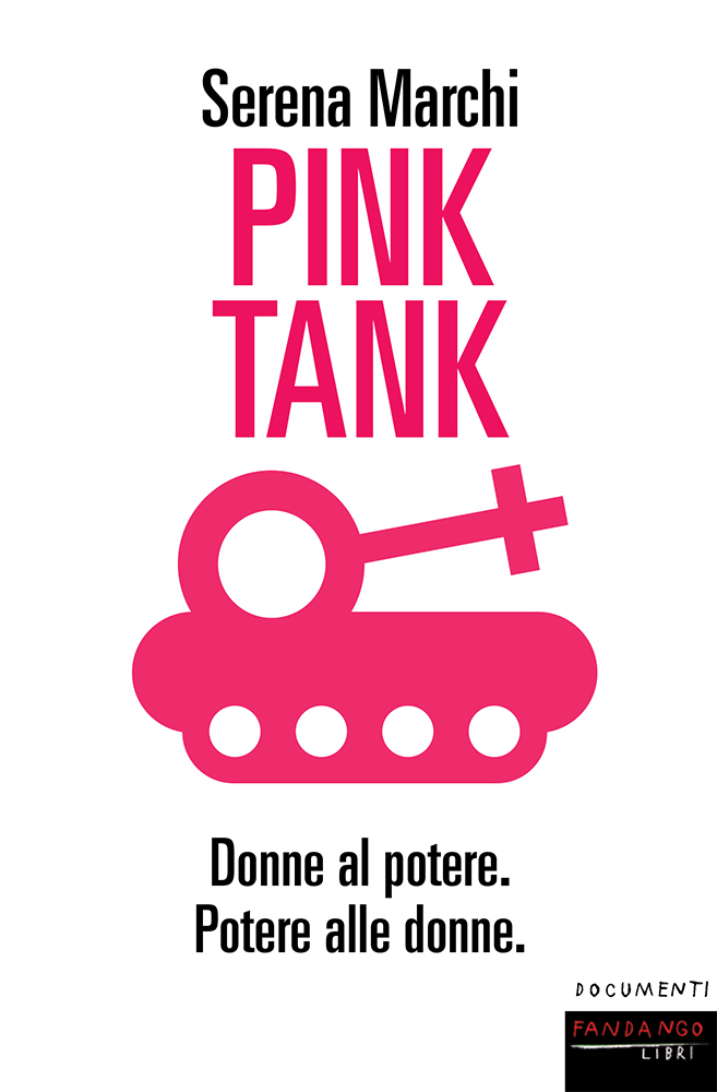 Pink Tank Book Cover