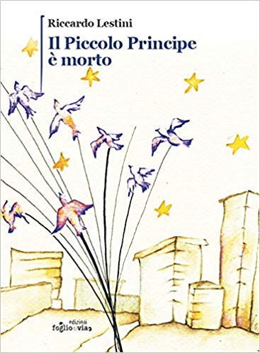 Il piccolo principe è morto Book Cover