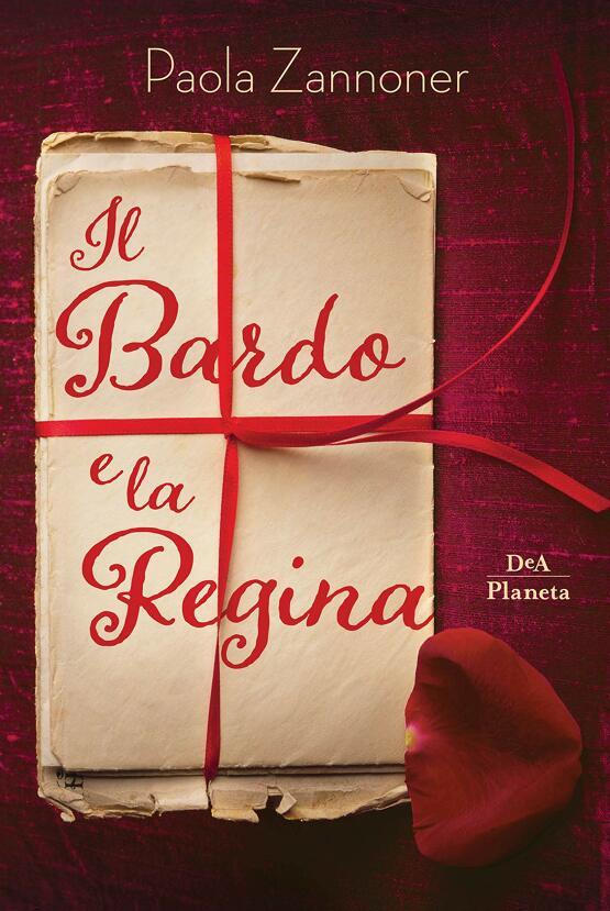 Il bardo e la regina Book Cover