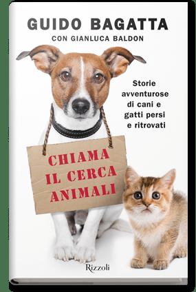 Chiama il cerca animali Book Cover