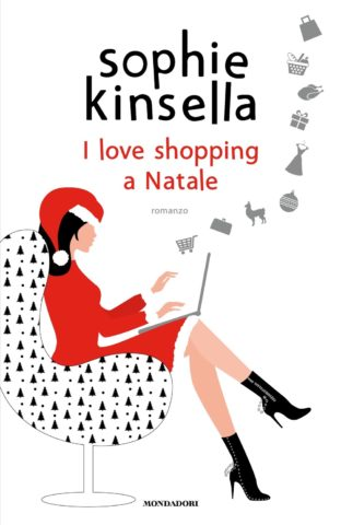 I love shopping a Natale Book Cover