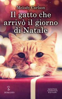 Il gatto che arrivò il giorno di Natale Book Cover